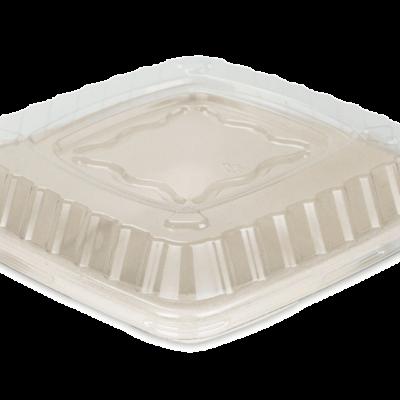 EKO PAK Product LID Square Bowls