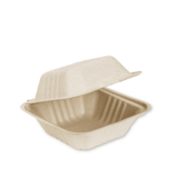 EKO PAK Product Clamshell Small 1 Compartment